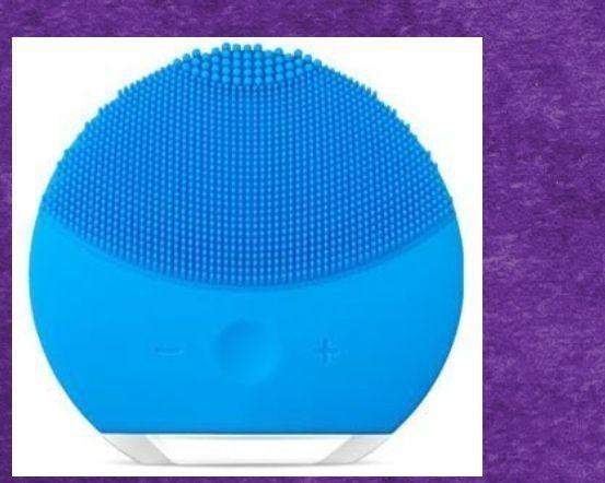 Esponja elétrica para limpeza facial<br><br> - Foto 4