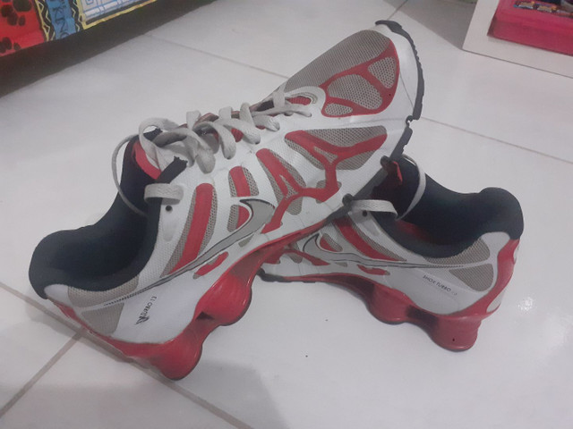 Nike shox turbo original n° 43 Curitiba  - Foto 2