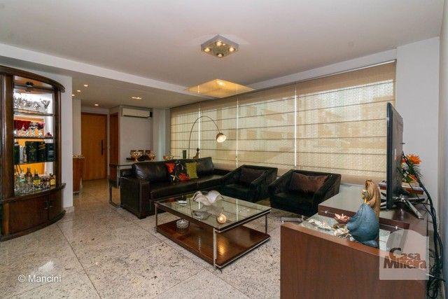 Apartamento à venda com 4 dormitórios em Funcionários, Belo horizonte cod:276790 - Foto 3