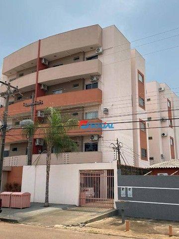 Apartamento com 2 dormitórios à venda, 117 m² por R$ 330.000,00 - Embratel - Porto Velho/R - Foto 12