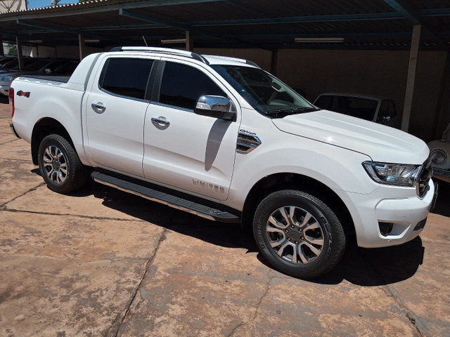 Ford ranger limited  2020/2021 km 5.000completo 4x4 - Foto 3