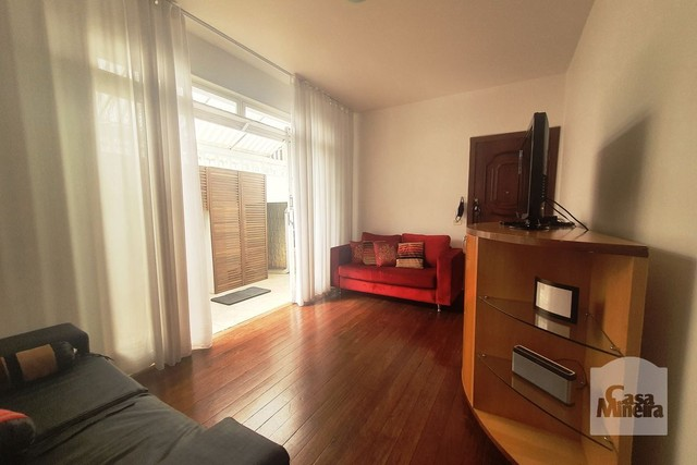 Apartamento à venda com 3 dormitórios em Santo antônio, Belo horizonte cod:269160 - Foto 2