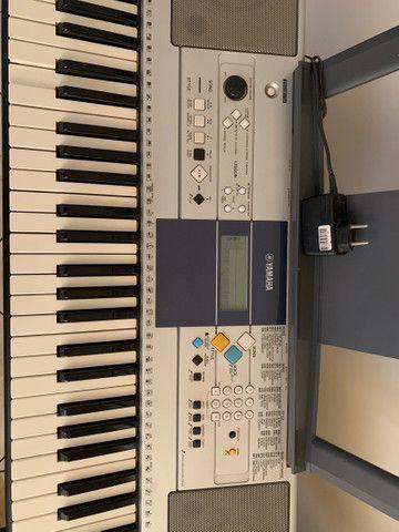 Teclado Yamaha COMPLETO - Foto 2