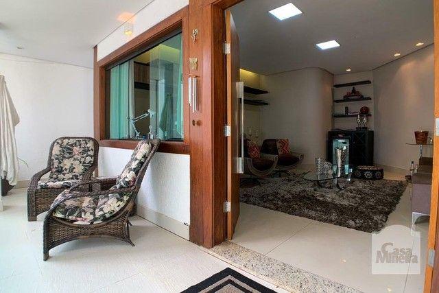 Casa à venda com 4 dormitórios em São josé, Belo horizonte cod:277081 - Foto 4