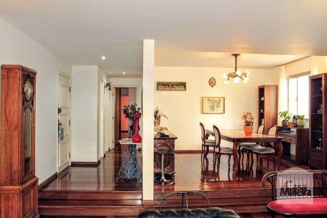 Apartamento à venda com 4 dormitórios em Serra, Belo horizonte cod:270400 - Foto 4