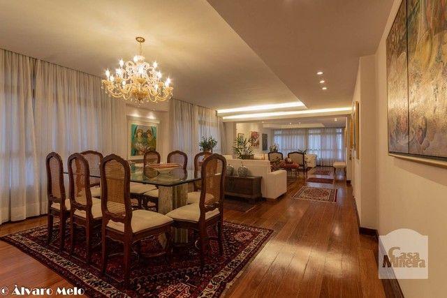 Apartamento à venda com 4 dormitórios em Lourdes, Belo horizonte cod:253467 - Foto 8