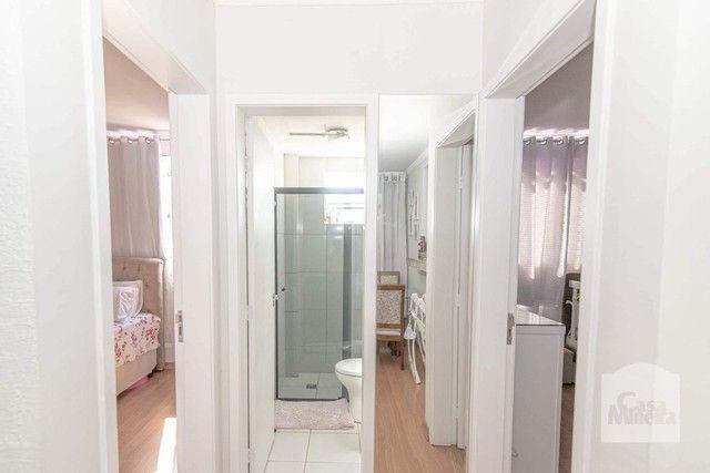 Apartamento à venda com 2 dormitórios em Minas brasil, Belo horizonte cod:253666 - Foto 9