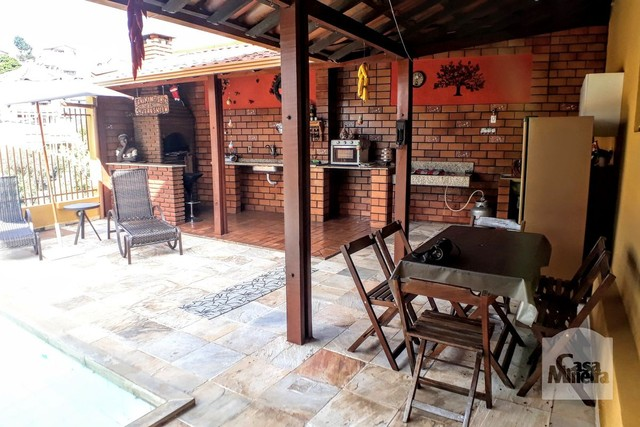 Casa à venda com 4 dormitórios em Caiçaras, Belo horizonte cod:260817 - Foto 12