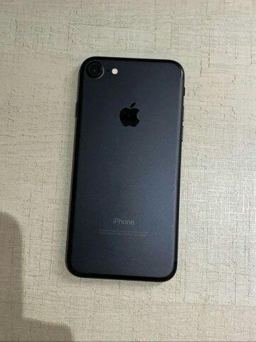 Vendo * iphone 7 Black Novo Apenas R$1.100 sair hoje ?? - Foto 2