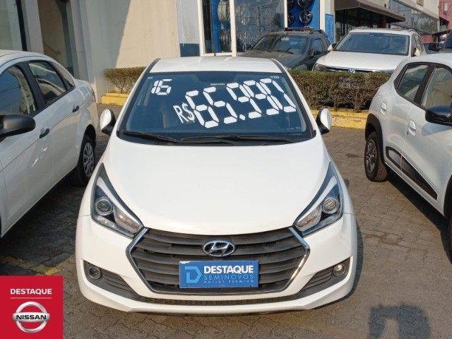 HB20 Premium Automático 2016 Branco