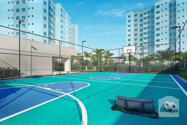 Apartamento à venda com 3 dormitórios em Jaraguá, Belo horizonte cod:250971 - Foto 7
