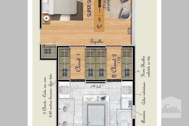 Apartamento à venda com 4 dormitórios em Santa lúcia, Belo horizonte cod:265827 - Foto 10
