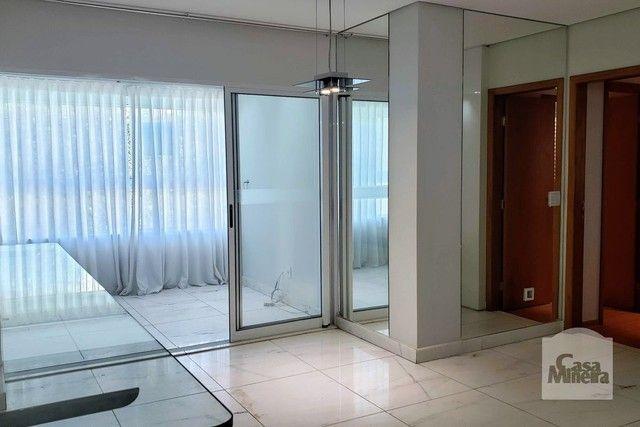 Apartamento à venda com 3 dormitórios em Santo antônio, Belo horizonte cod:278443
