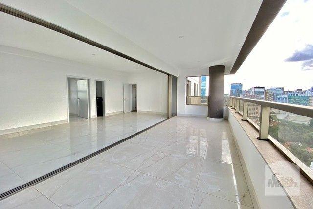 Apartamento à venda com 4 dormitórios em Vale do sereno, Nova lima cod:273600 - Foto 2