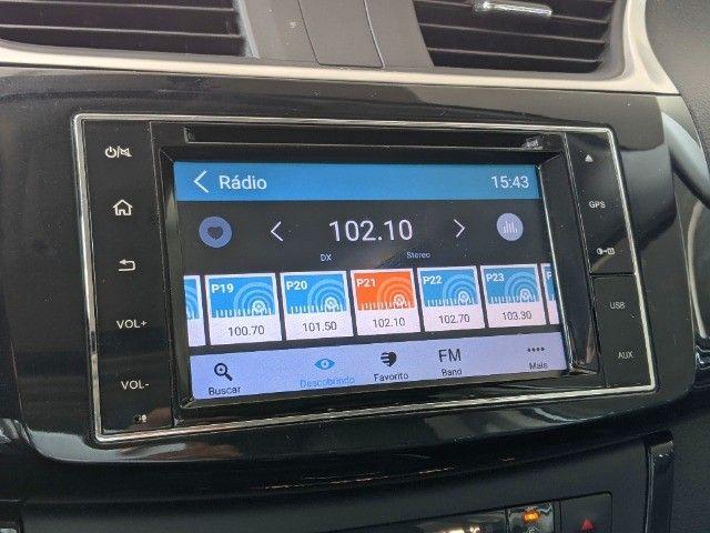 Sentra 2.0 SL 16V Flex 4P Automático - Foto 9