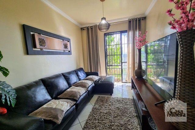 Apartamento à venda com 3 dormitórios em Santa mônica, Belo horizonte cod:315802 - Foto 2