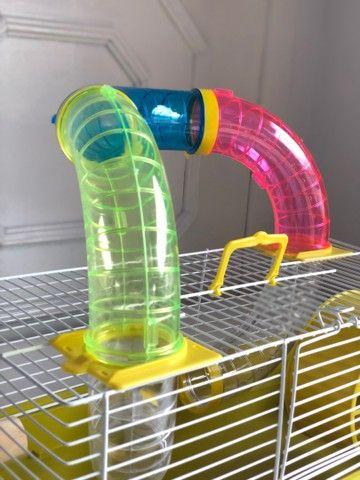 Gaiola de hamster NOVA  - Foto 2