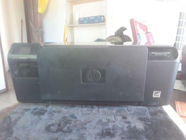 Impressora HP Photosmart c4680 e c4780 wifi