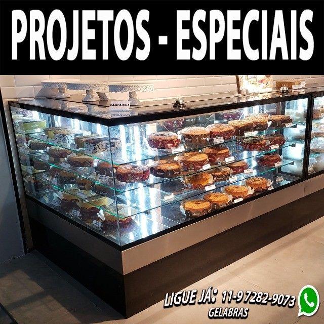 Balcão Expositor