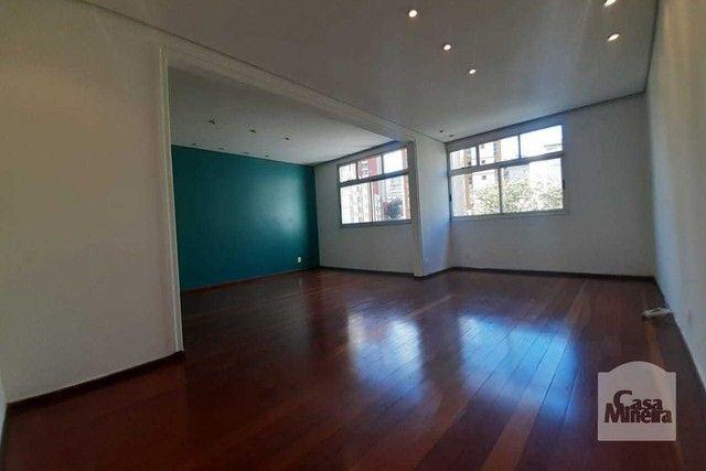 Apartamento à venda com 4 dormitórios em Coração de jesus, Belo horizonte cod:268323