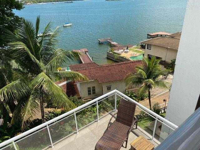 Casa 3 quartos com Vista Maravilhosa (área nobre- Ilha de Caras) Angra dos Reis - Foto 7