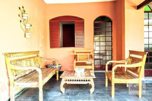 Casa à venda com 5 dormitórios em Caiçaras, Belo horizonte cod:259027 - Foto 6