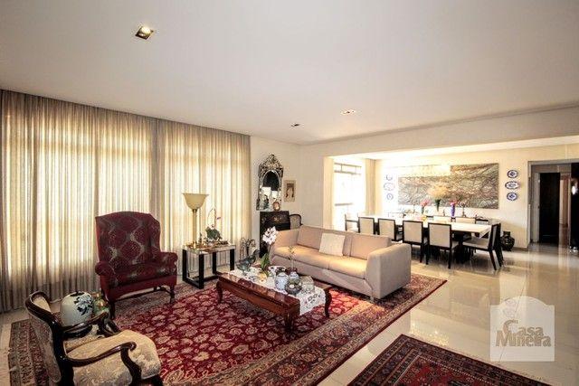 Apartamento à venda com 4 dormitórios em Lourdes, Belo horizonte cod:271073 - Foto 4