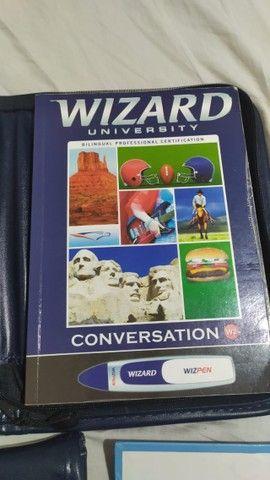 Livros Wizard W2+W4+Wizpen