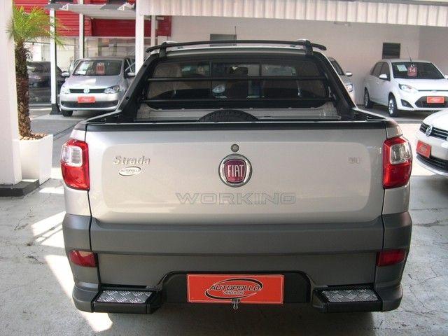 Fiat Strada WORKING CD 4P - Foto 5