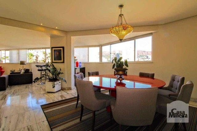 Apartamento à venda com 3 dormitórios em Serra, Belo horizonte cod:267394 - Foto 4