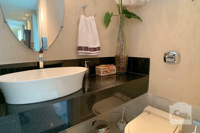 Casa à venda com 4 dormitórios em São josé, Belo horizonte cod:277081 - Foto 16