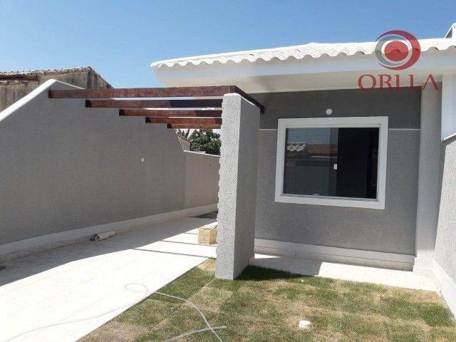 Linda casa em fase de construção em Itaipuaçu (Jardim Central)!  - Foto 3