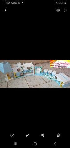 Kits engiene e muito mais variedade pra vc do Ateliê LGDM Personalizados  - Foto 2