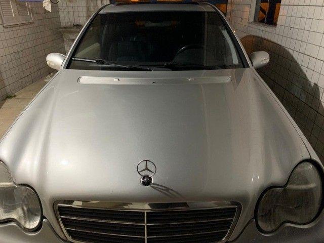 Torro Relíquia Mercedes Bens C - 180 por 33 Mil - Foto 3