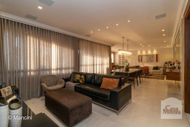 Apartamento à venda com 4 dormitórios em Belvedere, Belo horizonte cod:319101 - Foto 5