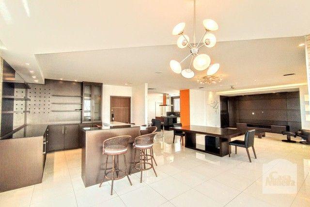 Apartamento à venda com 5 dormitórios em Itapoã, Belo horizonte cod:280459