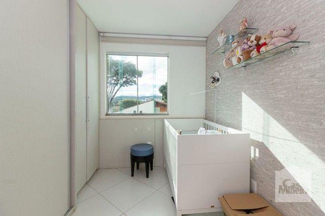 Apartamento à venda com 3 dormitórios em Serrano, Belo horizonte cod:279648 - Foto 9