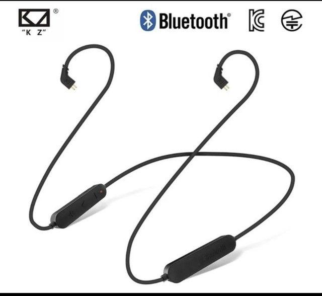 Adaptador bluetooth para fone de ouvido KZ conector tipo C - Foto 3