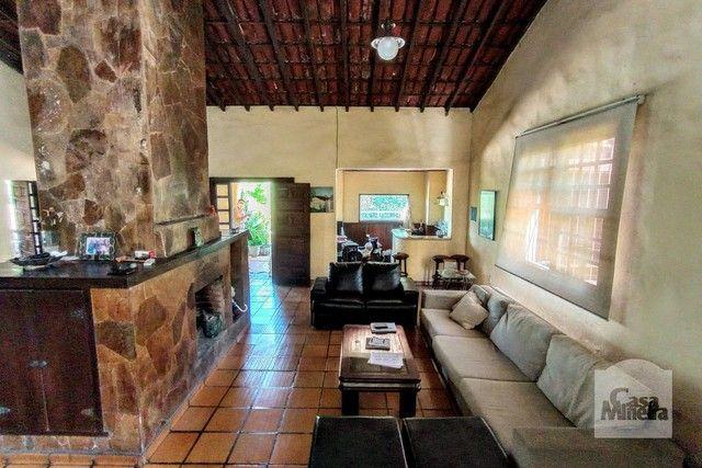 Casa à venda com 4 dormitórios em Jardim atlântico, Belo horizonte cod:278971