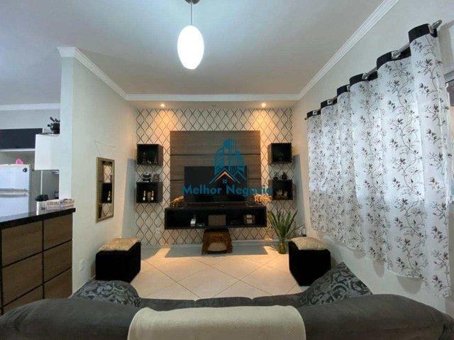 Casa com 2 dorms, Parque Ideal (Nova Veneza), Sumaré - R$ 299 mil, Cod: CA1266 - Foto 2