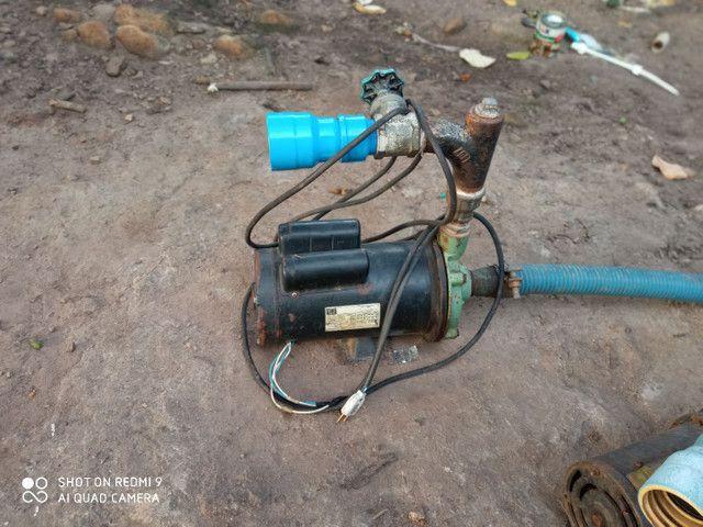 Bomba de irrigação 3 cv - Foto 2