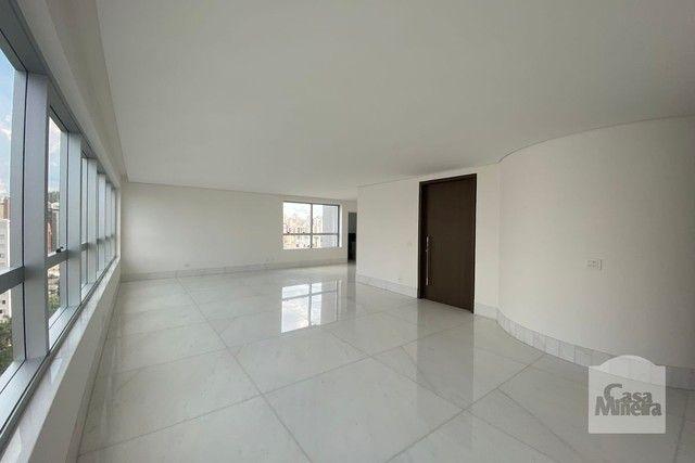 Apartamento à venda com 4 dormitórios em Santo agostinho, Belo horizonte cod:278220 - Foto 3