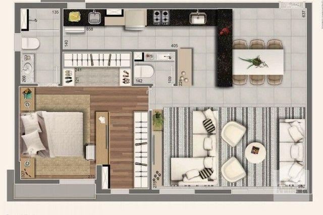 Apartamento à venda com 2 dormitórios em Lourdes, Belo horizonte cod:267374 - Foto 7