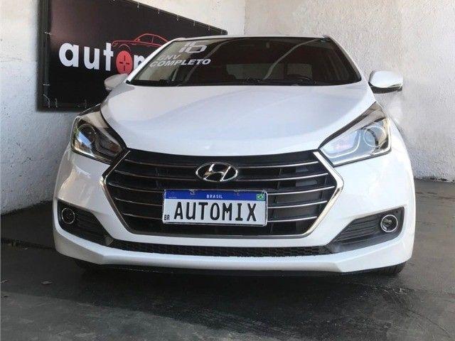 hyundai hb20s premiun 2016 automático 1.6