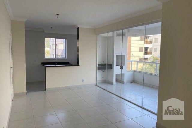Apartamento à venda com 3 dormitórios em Castelo, Belo horizonte cod:270393 - Foto 3