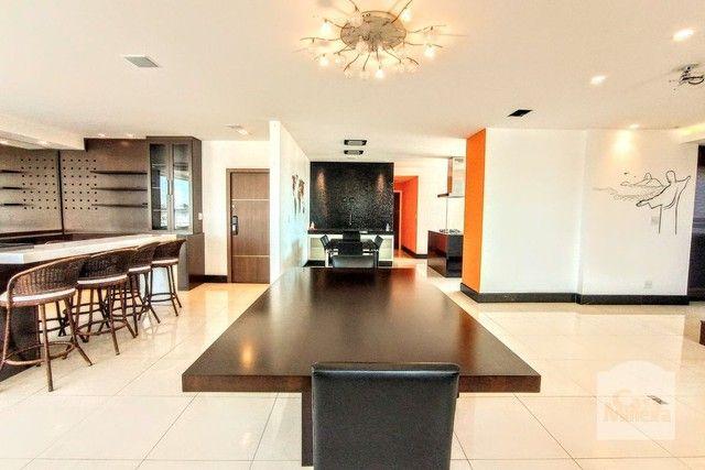 Apartamento à venda com 5 dormitórios em Itapoã, Belo horizonte cod:280459 - Foto 2