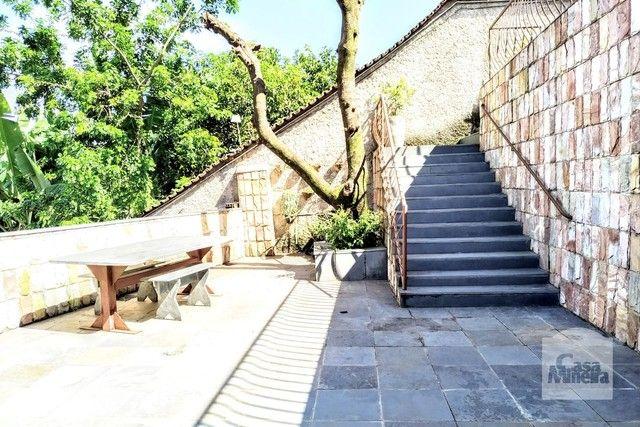 Casa à venda com 5 dormitórios em Caiçaras, Belo horizonte cod:259027 - Foto 18