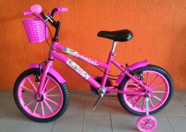 Bicicleta Aro 16 Personagens