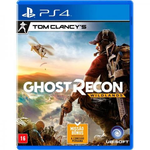 Tom clanys ghost recon wildlands