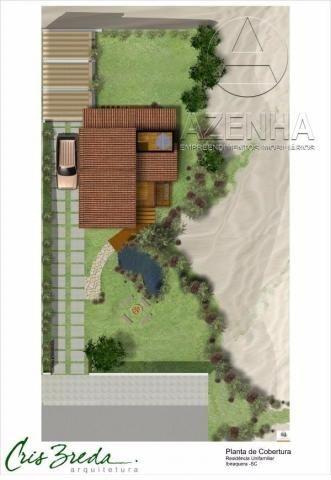 Casa à venda com 1 dormitórios em Praia de ibiraquera, Imbituba cod:691 - Foto 18
